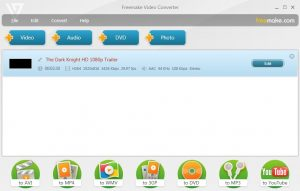 Freemake Video Converter 4.1.10.243 Crack Full Download