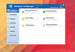 Windows 10 Manager 3.0.7 Crack + Serial Key Free Download