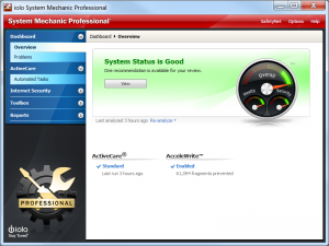 System Mechanic Pro 18.7.2 Crack + Torrent Free Download