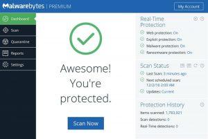 Malwarebytes 3.7.1 Crack + Serial Key Free Download
