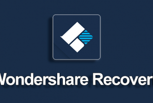 Wondershare Recoverit 8 Crack Serial Key Free Download 2019