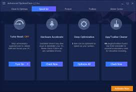 Advanced SystemCare Pro 12.4.0 Crack With Serial Key 2019