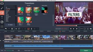 Movavi Video Editor 5.3.1 Crack + Activation Key {Mac/Windows} 2019