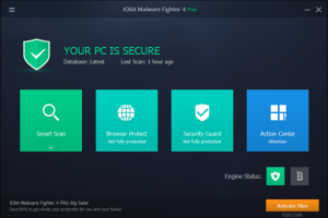 IObit Malware Fighter 7.0.2 Crack + Keygen Free Download