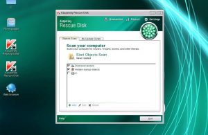 Kaspersky Rescue Disk 18.0 Crack with Keygen Free Download