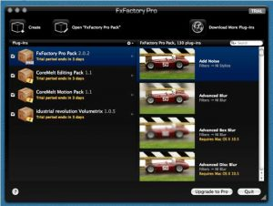FxFactory Pro 7.0.7 Crack With Keygen Full Version