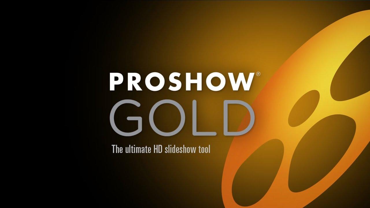 ProShow Gold 9.0.3797 Crack + Registration Key 2019
