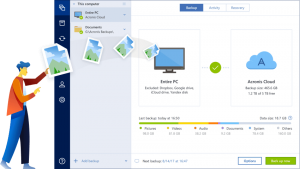 Acronis True Image 2019 Crack + Keygen Free Download {Win/Mac}