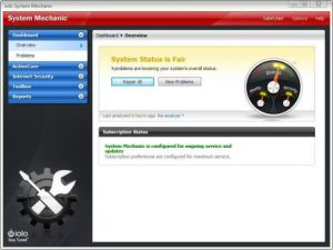System Mechanic 19.0.1.31 Crack + Keygen Free Download
