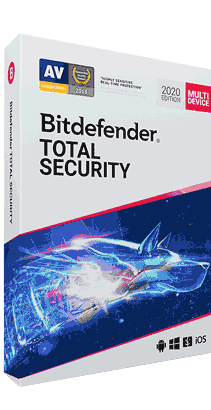 Bitdefender Total Security 2020 Crack + Activation Code Here