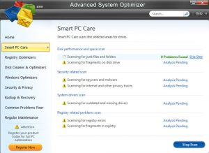 Advanced System Optimizer 3.9.3645.17962 Crack Key Full Version