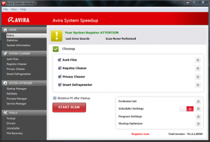 Avira System Speedup Pro 6.1.0.10701 Crack + Patch [Full]