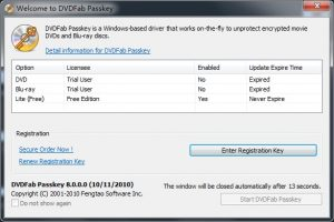 DVDFab Passkey 9.3.5.0 Crack Full Registration Keygen {Mac+Win}