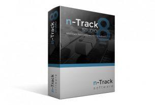 n-Track Studio 9 Crack + Serial Key Free Download