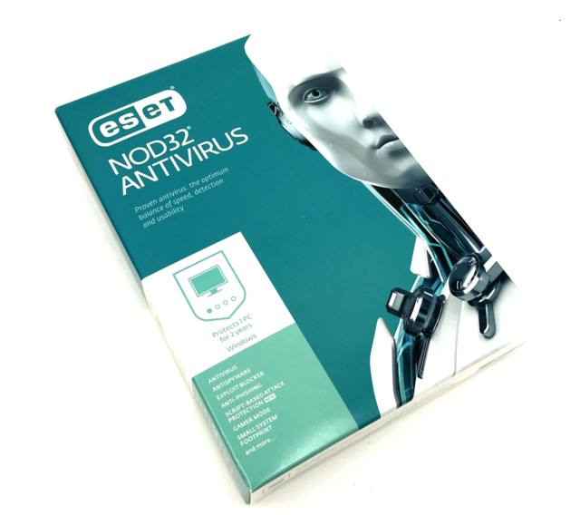 ESET NOD32 Antivirus 2019 Crack with License Key Free Download