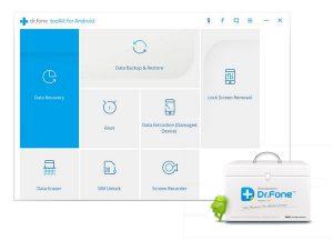 Wondershare Dr.Fone 9.9.16 Crack With Torrent Full Version