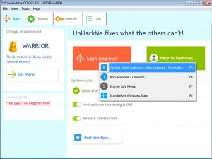 UnHackMe 10.90 Build 840 Crack With Registration Code Torrent