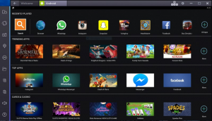BlueStacks 4.130.0.3001 Crack Patch + Torrent Download
