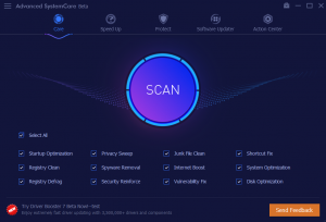 Advanced SystemCare 13.0.0.110 Crack With Serial Key Download