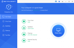 360 Total Security 10.6.0.1179 Crack With Premium Serial Key 2019