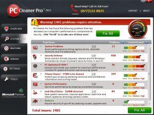 PC Cleaner Pro 2019 Crack + Activation key Download