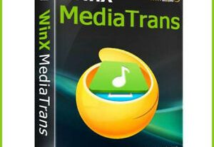 WinX MediaTrans 6.7 Crack + License Code Free Torrent