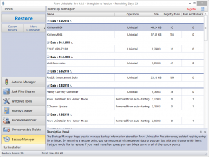 Revo Uninstaller Pro 4.2.0 Crack + License Key Full Download
