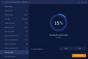 Advanced SystemCare Pro Ultimate 12.3.0.161 Crack With Key [2020]
