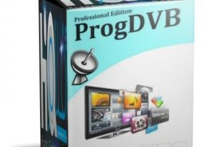 ProgDVB 7.29.4 Crack + Activation Key Full Download 2020