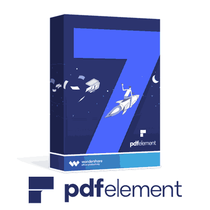 Wondershare PDFelement Pro 7.3.4.4627 Crack + Serial Key 2020 [Latest]