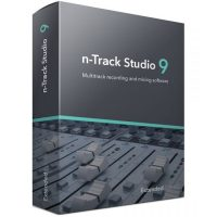 n-Track Studio 9.1.0 Build 3632 Crack + Serial Key Free Download